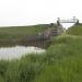 polder sluis in de slaperdijk