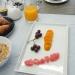 detail ontbijttafel