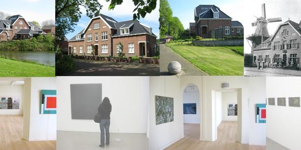 Expositieruimte LaKaserna Bad Nieuweschans Actuele Kunst en B&B