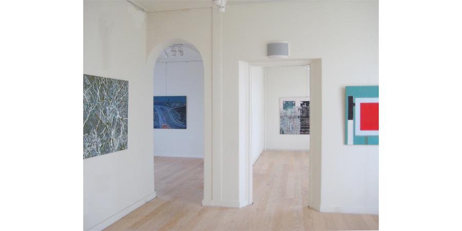 Expositieruimte LaKaserna Bad Nieuweschans Actuele Kunst