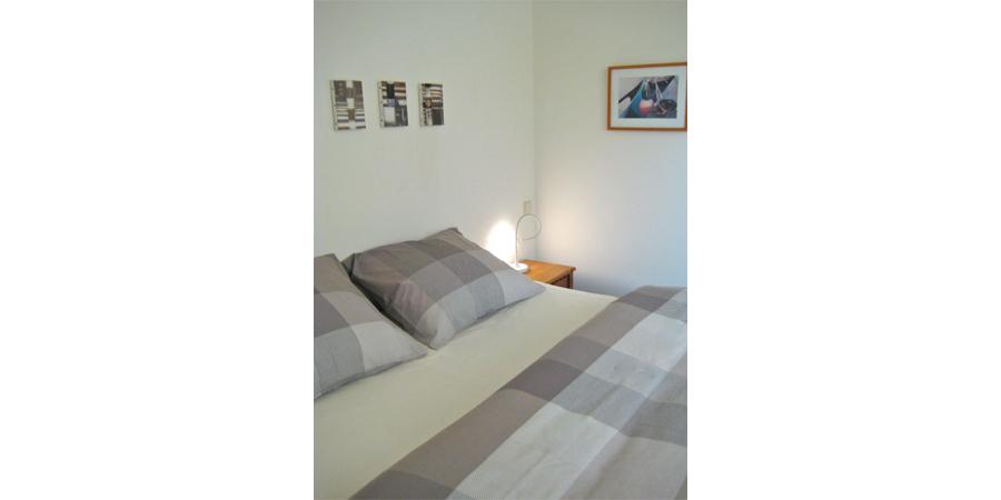 LaKaserna erfgoedlogies appartement (Bed and Breakfast) in Bad Nieuweschans.1st BEDROOM