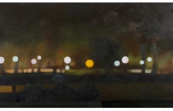 z.t. (painting) by Maria Jose Ramirez Ramirez exhibiton at LaKaserna